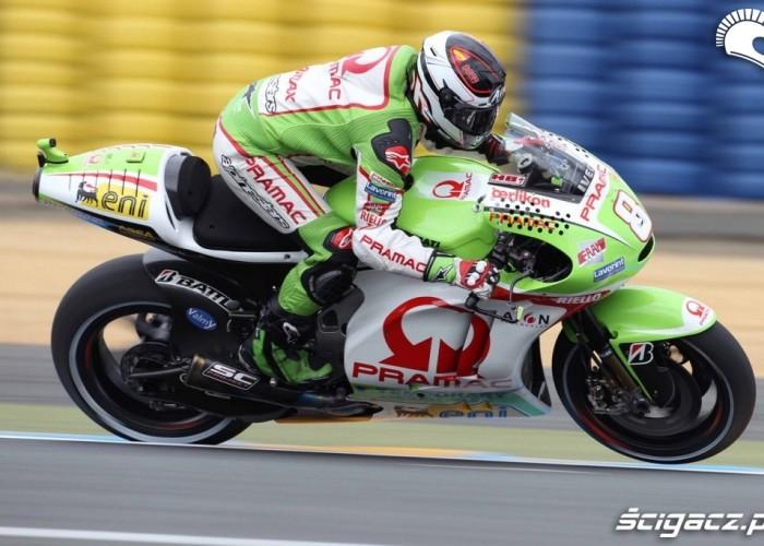 hector barbera MotoGP Le Mans 2012