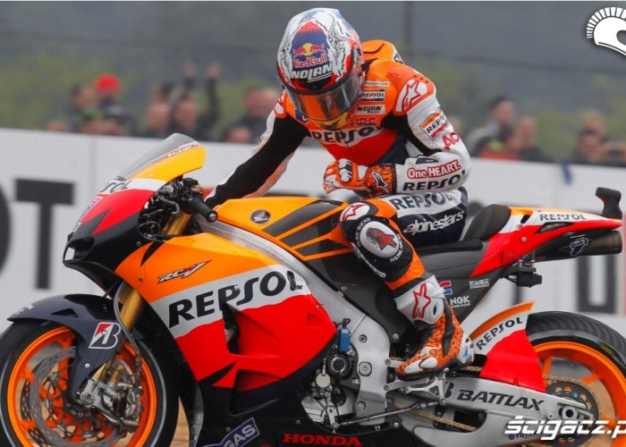 stoner MotoGP Le Mans
