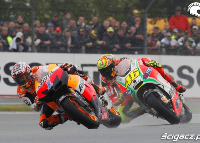 stoner rossi MotoGP Le Mans 2012