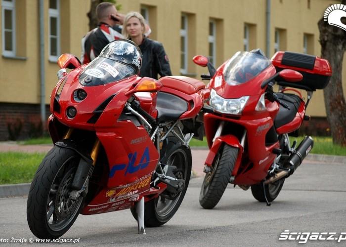 Ducati 999 zlot Desmomaniax