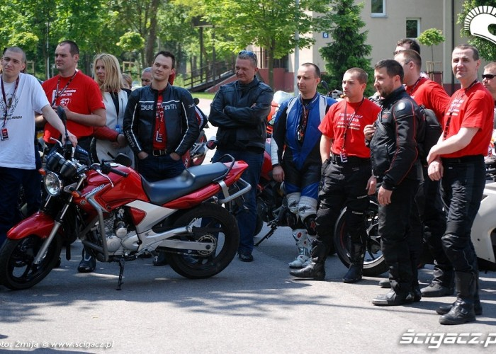 Odprawa Ducatistow CSP Legionowo