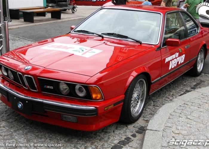 BMW stare M6