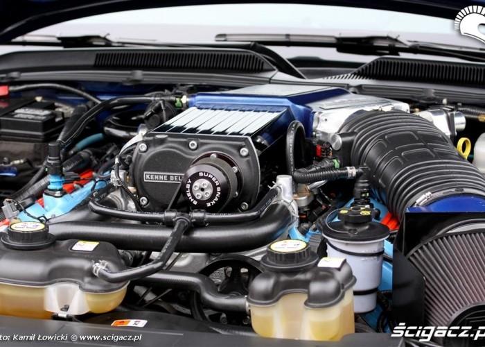 Ford Shellby Silnik