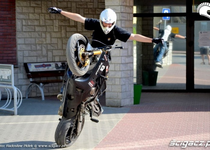 stunt - Juwenalnia Politechnika Lubelska 2011