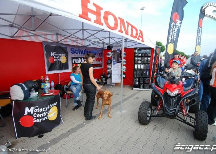 Honda MCS stoisko