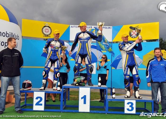 gsx r cup podium niedziela vii runda wmmp 2010 16