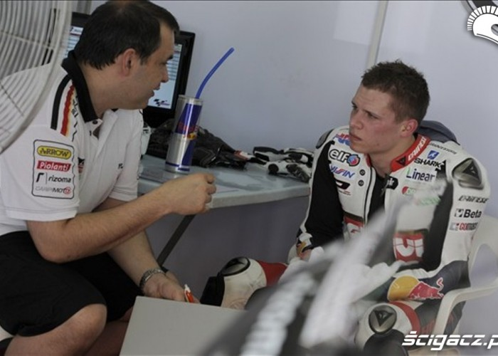 Bradl Day One Sepang Test