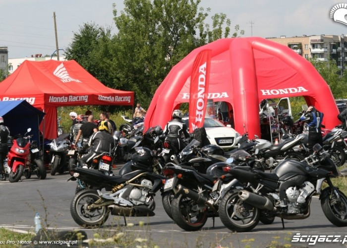 Fun and Safety Honda Polska Pro-Motor LUBLIN