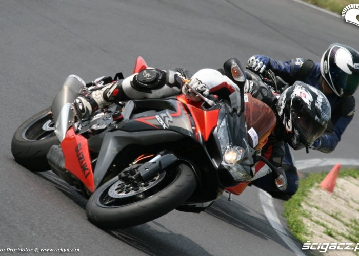 Suzuki GSX-R Fun and Safety Pro-Motor LUBLIN