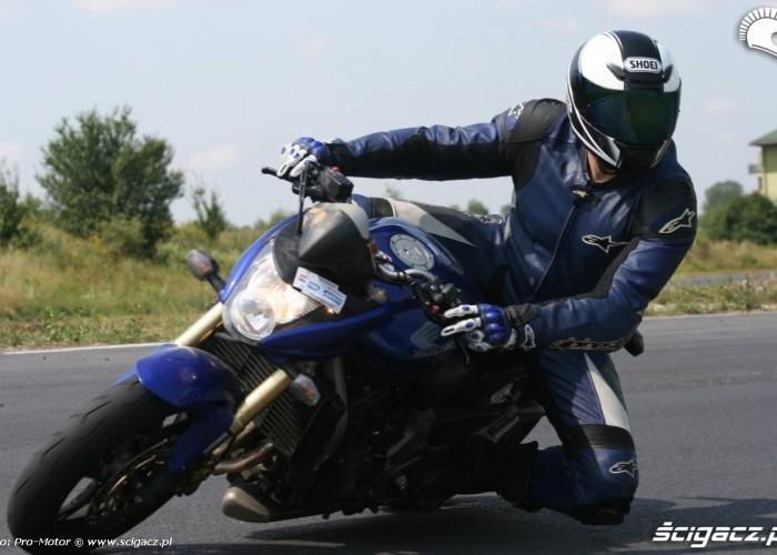 hornet tor Fun and Safety Honda Polska Pro-Motor LUBLIN