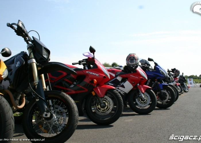 motocykle Fun and Safety Honda Polska Pro-Motor LUBLIN