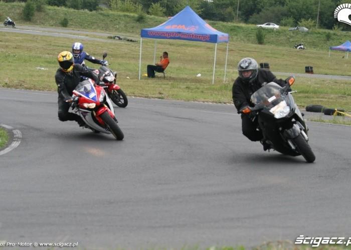 sesja treningowa Fun and Safety Pro-Motor LUBLIN 5