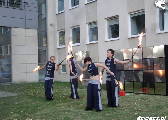 sztuka ognia