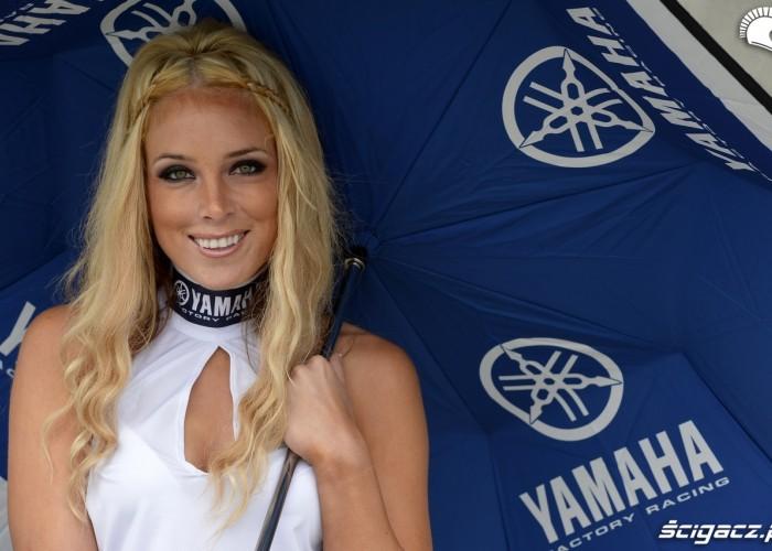 blondynka yamaha