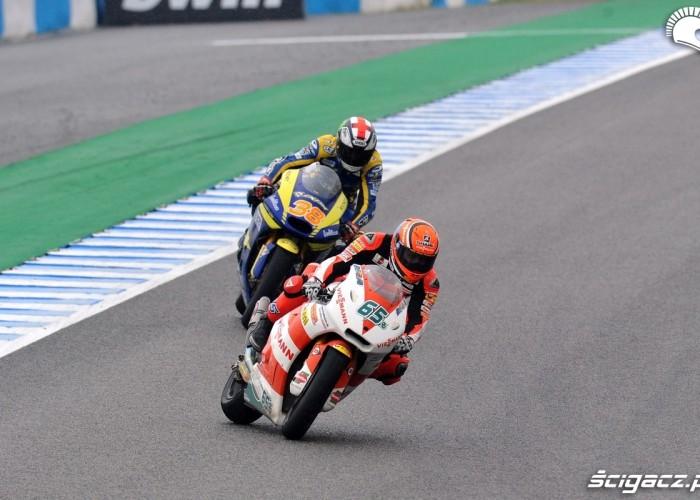 Bradl Smith moto2 hiszpania 2011