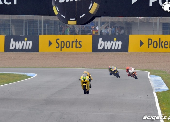 Corsi Bradl moto2 jerez 2011