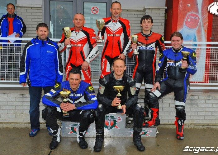 Puchar Suzuki GSX-R Pannonia ring 2011