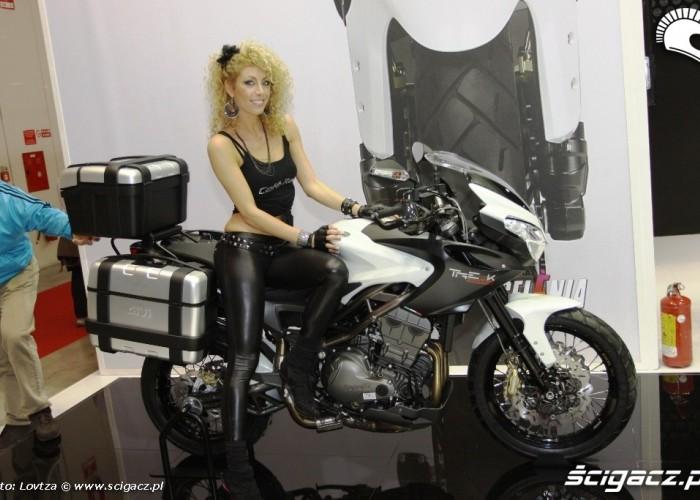 Benelli robi ladne motocykle