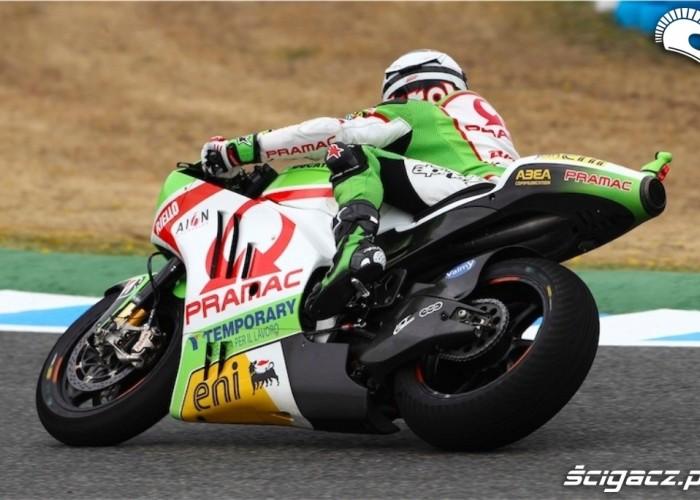 Barbera Ducati MotoGP 2012