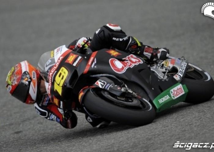 Bautista MotoGP 2012