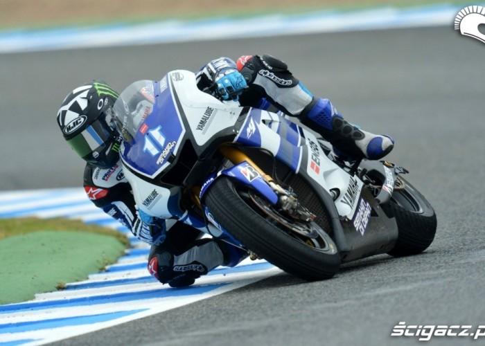 Ben Spies MotoGP 2012