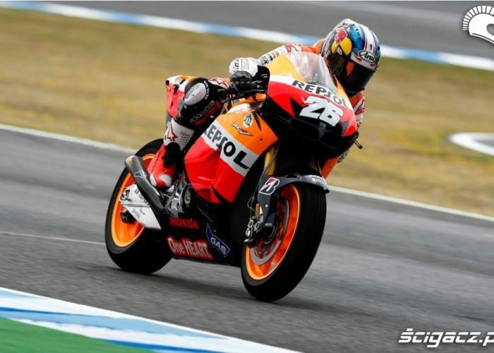 Dani Pedrosa MotoGP 2012 Jerez