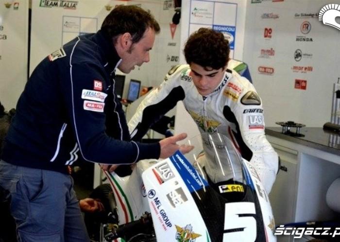 Fenati Moto3 2012 Jerez