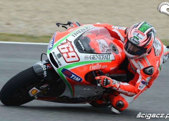 Hayden MotoGP 2012