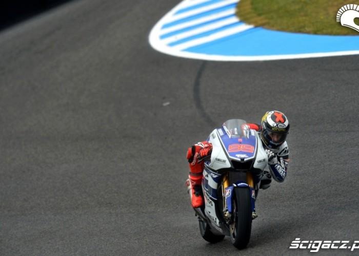 Lorenzo MotoGP 2012 tor Jerez