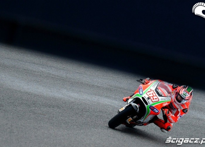 MotoGP 2012 Jerez Haden Ducati