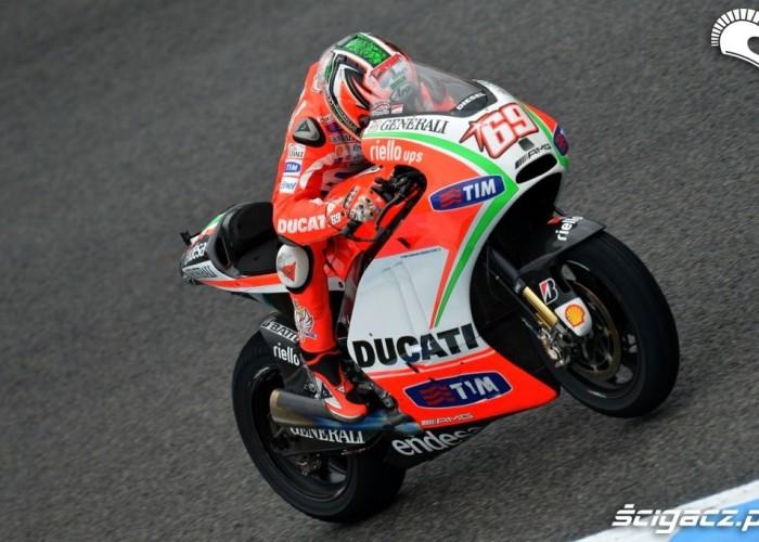 MotoGP 2012 Jerez Hayden
