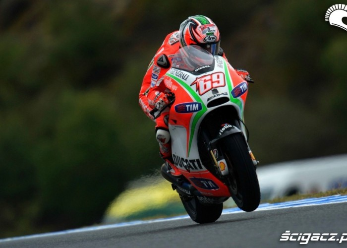 Nicky Hayden MotoGP 2012 Jerez 16