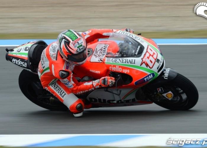 Nicky Hayden MotoGP 2012 Jerez 22