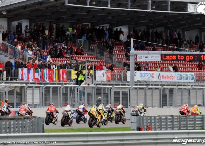 start wmmp 2012 slovakiaring