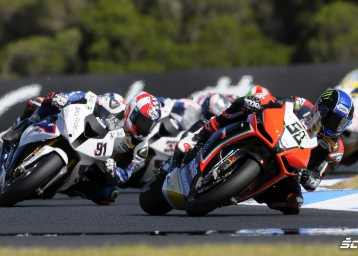 Laverty I runda SBK 2012