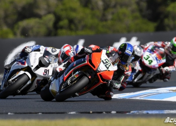 Laverty I runda WSBK 2012