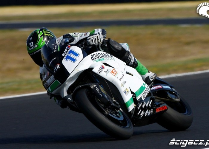 Sam Lowes 2012