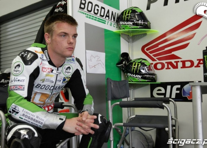 Sam Lowes wsbk