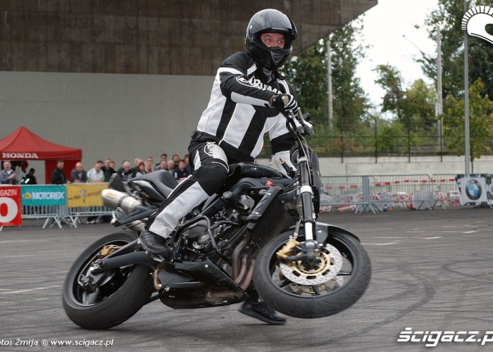 Carmichael stunt show Kolnmesse