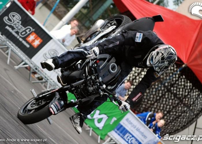 Dominik stunt show Intermot