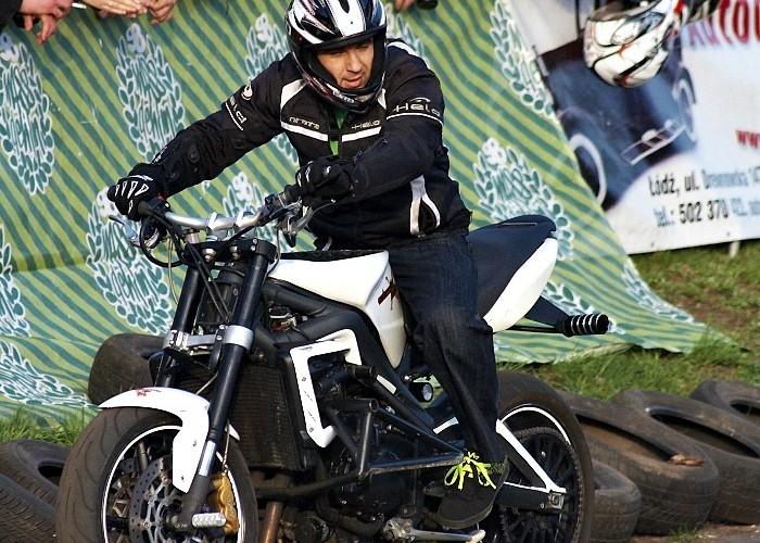 jezdziec stunt
