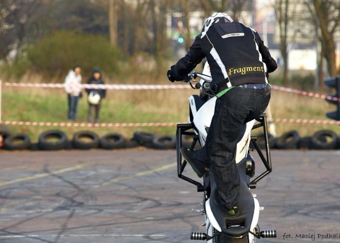 stunt pion