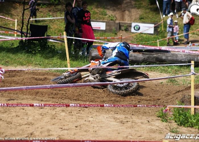 gleba na extreme gp polski 2010