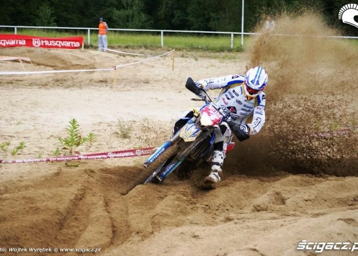 joakim ljunggren ms enduro 2010 polska