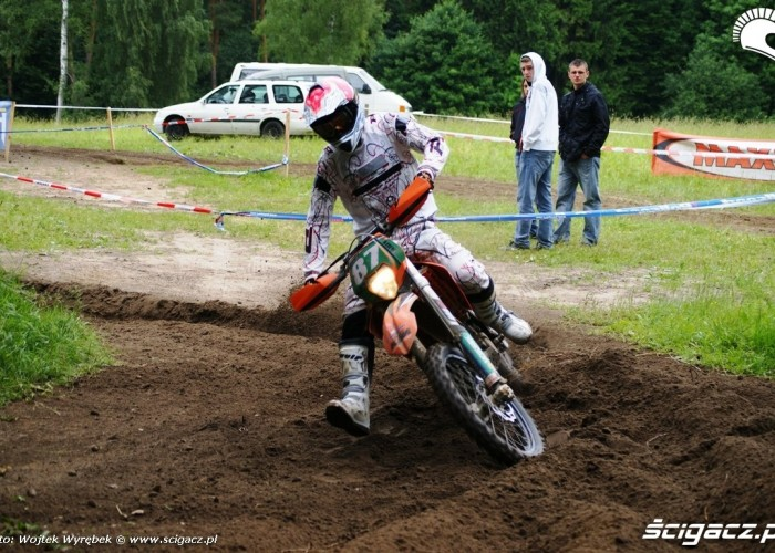 junior ms enduro 2010 polska ktm enduro test