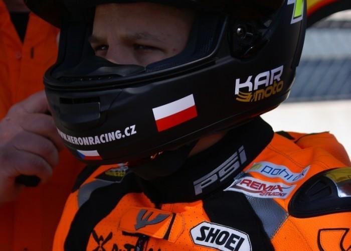 Szymon Kaczmarek Heron Racing - Lausitz 2011