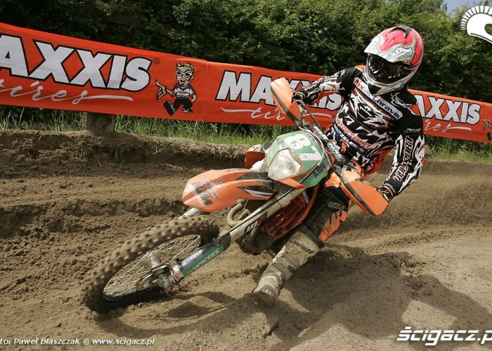 lauri salonen ktm junior polska wec 2010