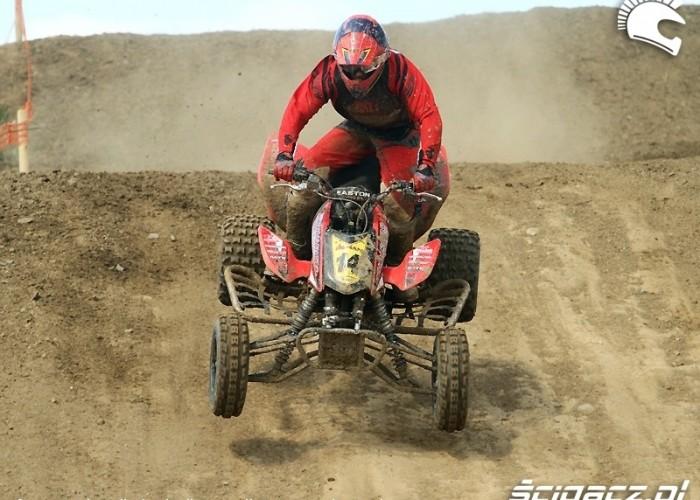 James Behan quadcross