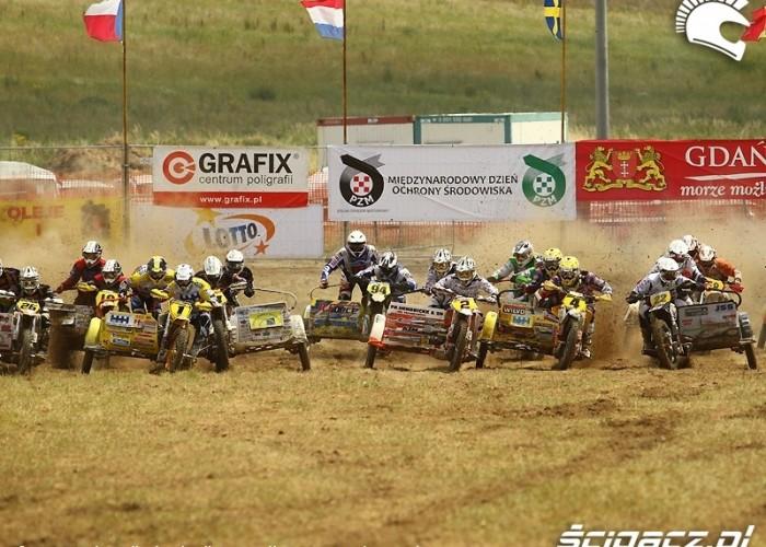 Mistrzostwa walka sidecar gdansk