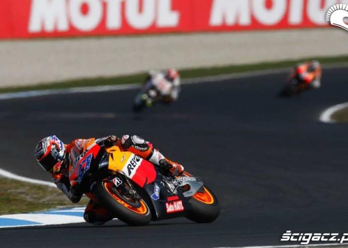 Casey Stoner MotoGP Philip Island 2011